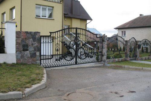 Vartai ir tvoros 1