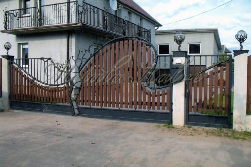Vartai ir tvoros 10