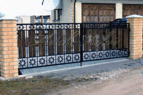 Vartai ir tvoros 11