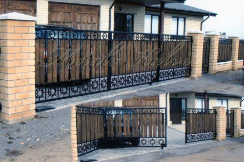 Vartai ir tvoros 12