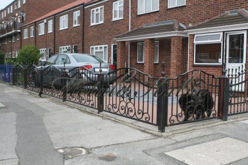 Vartai ir tvoros 19