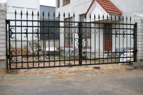 Vartai ir tvoros 2