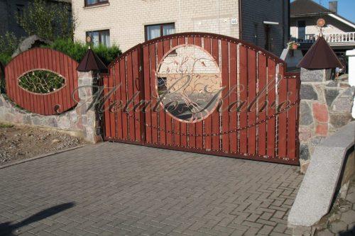 Vartai ir tvoros 22