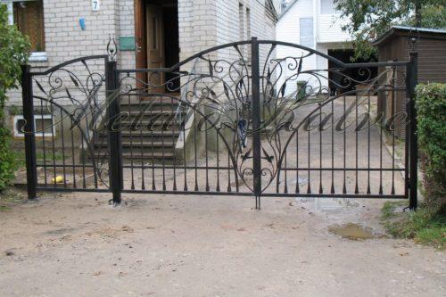 Vartai ir tvoros 25