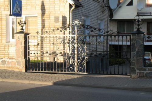 Vartai ir tvoros 4