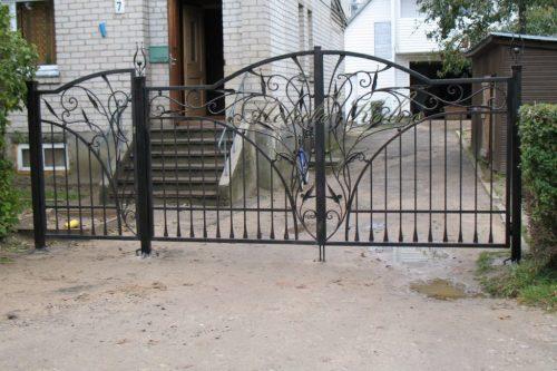 Vartai ir tvoros 5