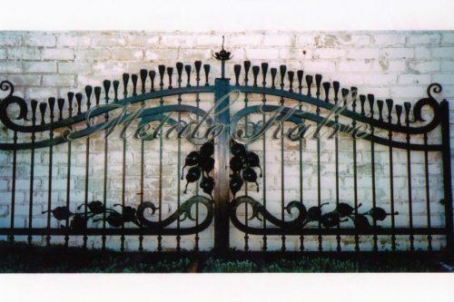 Vartai ir tvoros 8