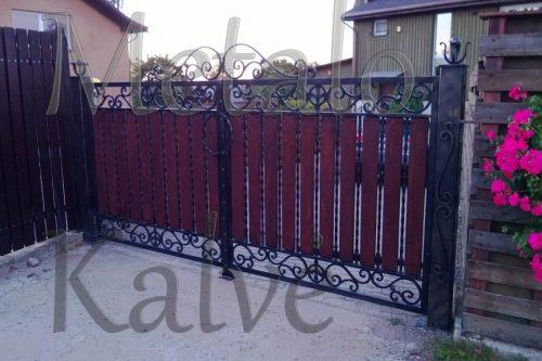 vartai ir tvoros 38